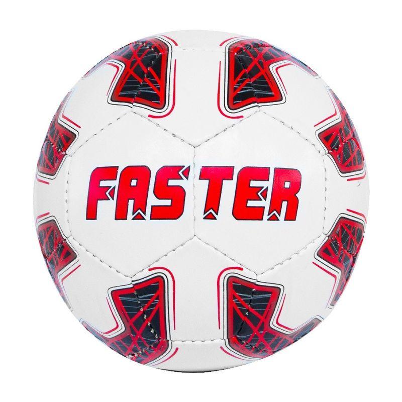 20186_Bola_de_Futebol_Faster_Vermelho_Yes_Toys