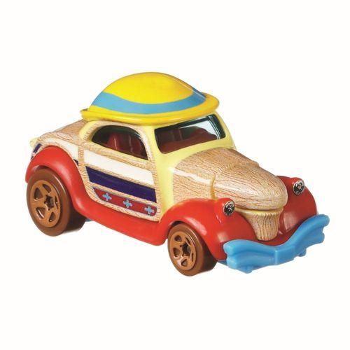GCK28_FYV85_Carrinho_Hot_Wheels_1_64_Pinoquio_Disney_Personagens_Mattel_2