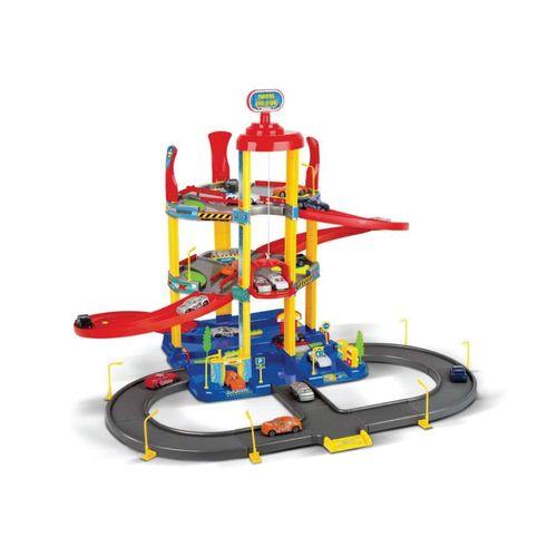 119085_Playset_Super_Garagem_com_6_Carrinhos_Yes_Toys_1