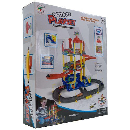 119085_Playset_Super_Garagem_com_6_Carrinhos_Yes_Toys_2