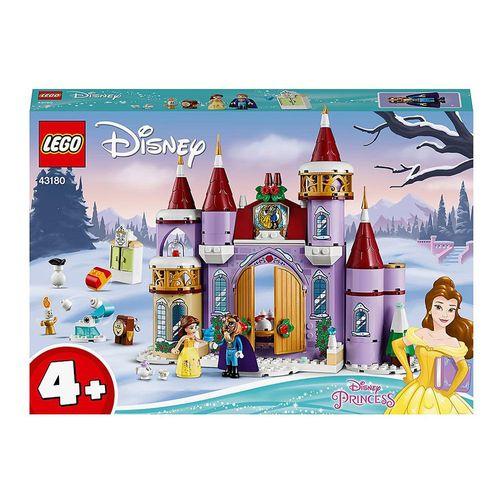 LEGO_Disney_Celebracao_de_Inverno_no_Castelo_da_Bela_43180_2