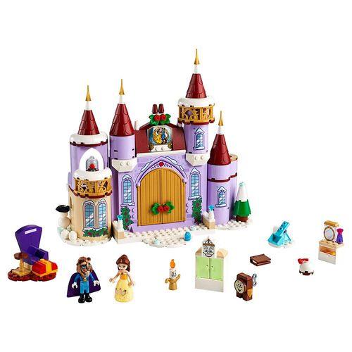 LEGO_Disney_Celebracao_de_Inverno_no_Castelo_da_Bela_43180_1