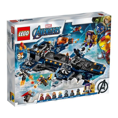 LEGO_Marvel_Vingadores_Aviao_de_Combate_76153_1