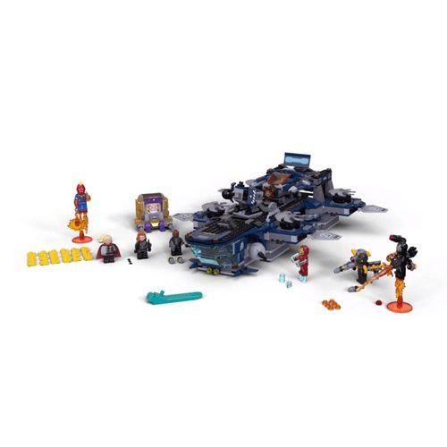 LEGO_Marvel_Vingadores_Aviao_de_Combate_76153_6