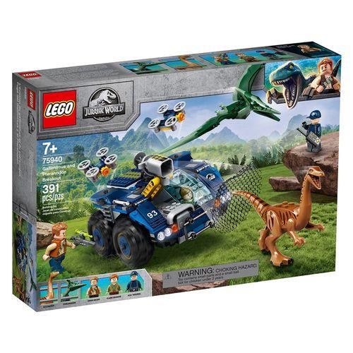 LEGO_Jurassic_World_Fuga_de_Gallimimus_e_Pteranodonte_75940_1