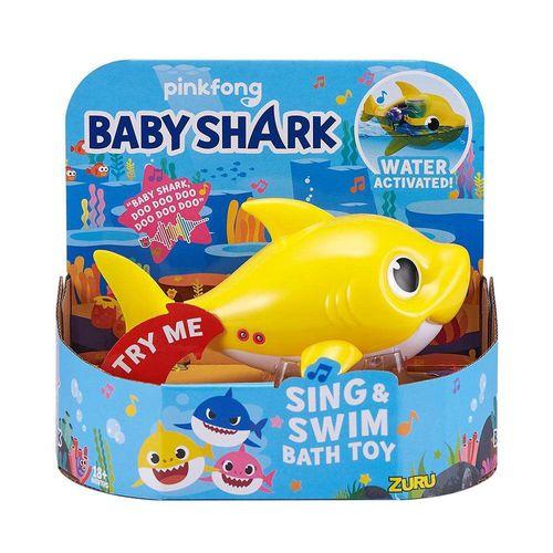 1118_Brinquedo_de_Banho_Baby_Shark_Amarelo_Canta_e_Nada_Candide_3