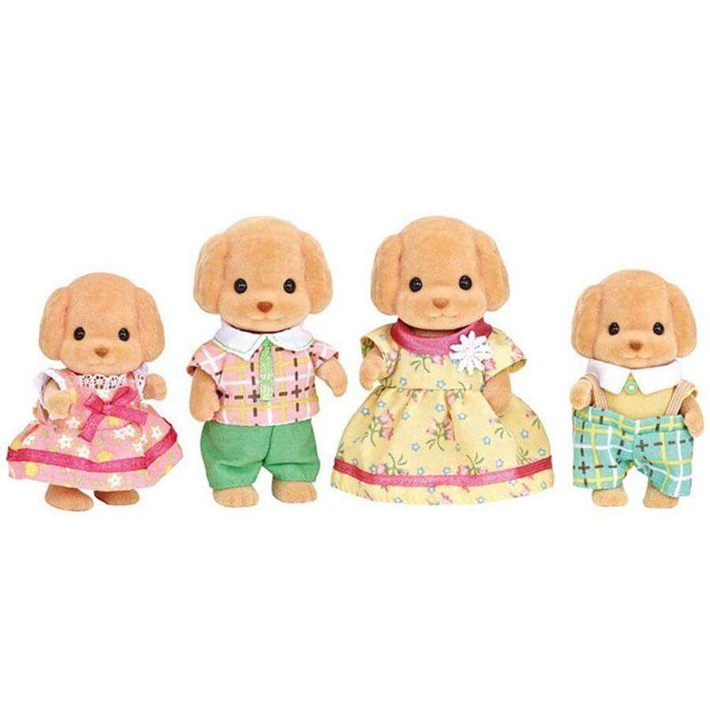 5259_Sylvanian_Families_Familia_dos_Poodles_Toy_Epoch_1