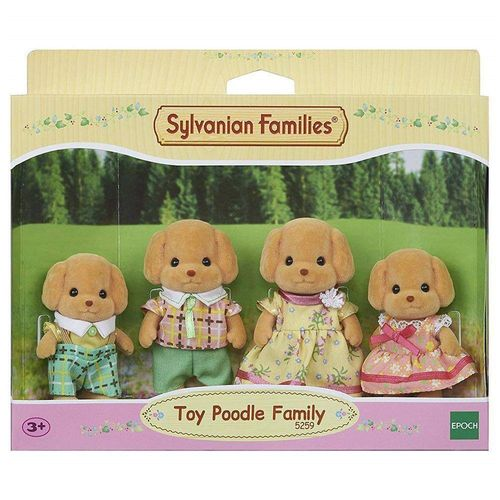 5259_Sylvanian_Families_Familia_dos_Poodles_Toy_Epoch_2