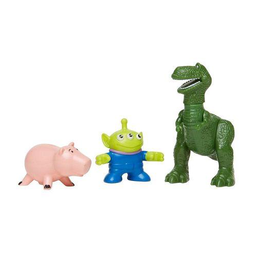 GFT00_GFT03_Conjunto_de_Mini_Bonecos_Rex_Hamm_Alien_Toy_Story_4_Disney_Imaginext_Fisher-Price_1