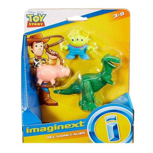 GFT00_GFT03_Conjunto_de_Mini_Bonecos_Rex_Hamm_Alien_Toy_Story_4_Disney_Imaginext_Fisher-Price_2