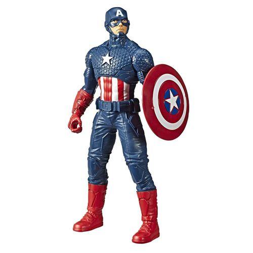 E5579_Figura_Basica_Vingadores_Capitao_America_25_cm_Marvel_Hasbro_1