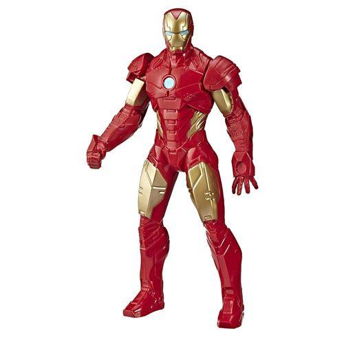 E5582_Figura_Basica_Vingadores_Homem_de_Ferro_25cm_Marvel_Hasbro_1