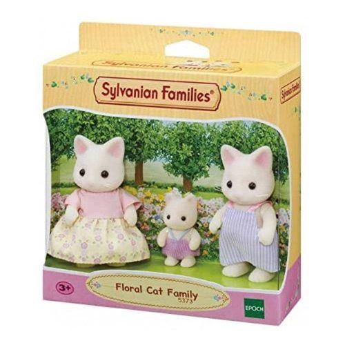 5373_Sylvanian_Families_Familia_dos_Gatos_Primavera_Epoch_2