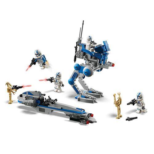 LEGO_Star_Wars_Soldados_da_Clone_501st_Legiao_75280_2
