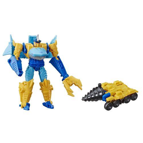 E4219_E4297_Figuras_Transformaveis_Transformers_Cyberverse_Sky-Byte_e_Driller_Drive_Hasbro_1
