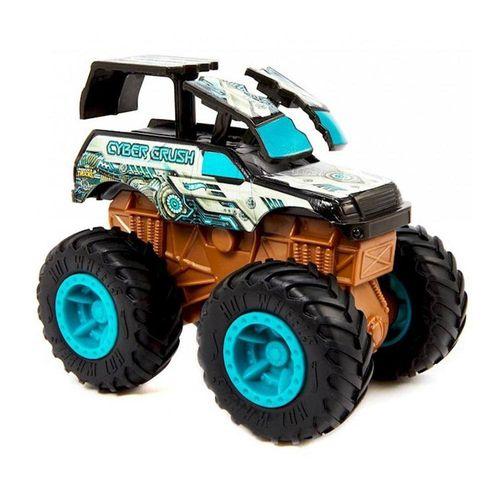 GCF94_GCF97_Carrinho_Hot_Wheels_143_Monster_Trucks_Cyber_Crush_Bash-Ups_Mattel__3