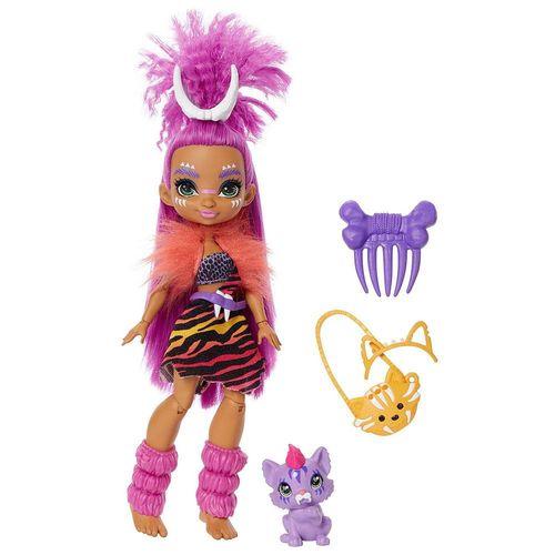GNL82_GNL84_Boneca_com_Pet_Cave_Club_Roaralai_e_Ferrell_Mattel_1