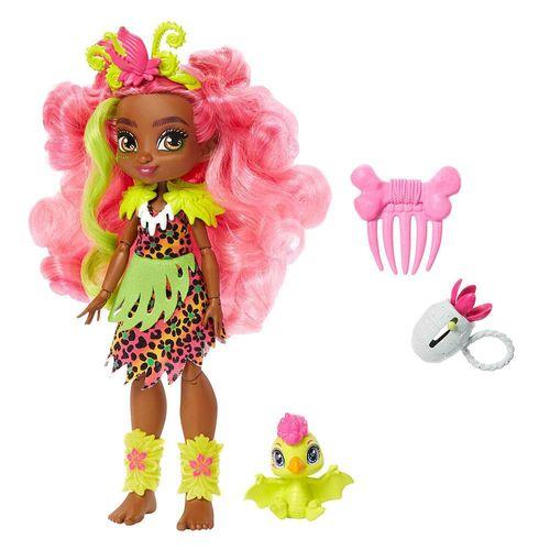 GNL82_GNL85_Boneca_com_Pet_Cave_Club_Fernessa_e_Ptilly_Mattel_1
