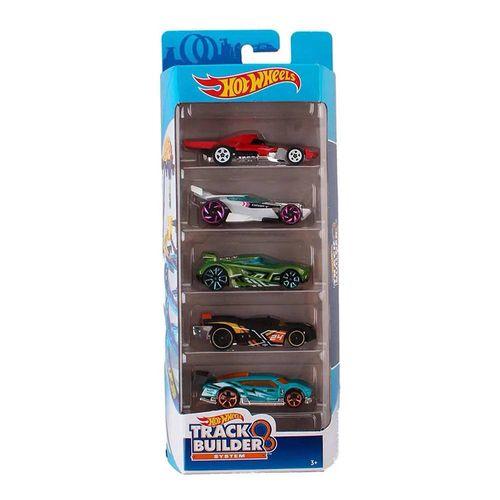 1806_Carrinhos_Hot_Wheels_Pacote_com_5_Carros_Track_Builder_System_Mattel