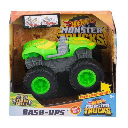GCF94_GKD32_Carrinho_Hot_Wheels_143_Monster_Trucks_Twin_Mill_Bash-Ups_Mattel_1
