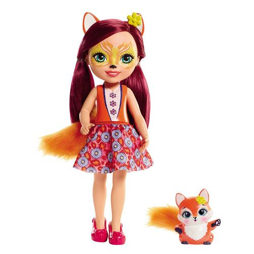 FRH51_FRH53_Boneca_Enchantimals_com_Pet_Felicity_Fox_e_Flick_25_cm_Mattel_1