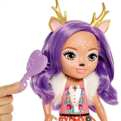 FRH51_FRH54_Boneca_Enchantimals_com_Pet_Danessa_Deer_e_Sprint_25_cm_Mattel_4