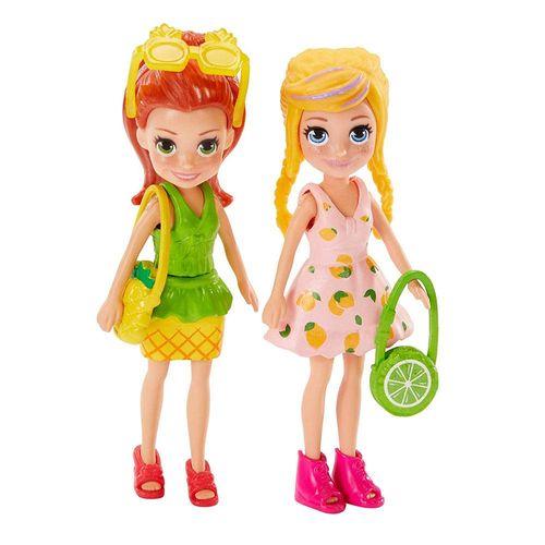 GGJ48_GMN27_Polly_Pocket_Conjunto_de_Estilos_Piquenique_Com_2_Bonecas_Mattel_2