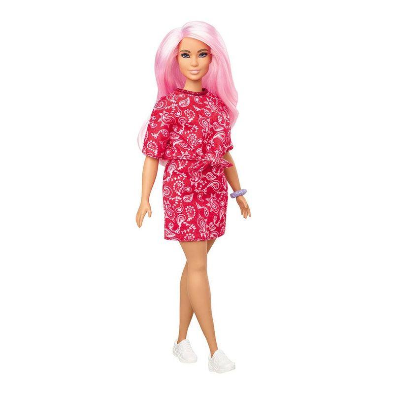 FBR37_Boneca_Barbie_Fashionistas_Cabelo_Rosa_151_Mattel_1