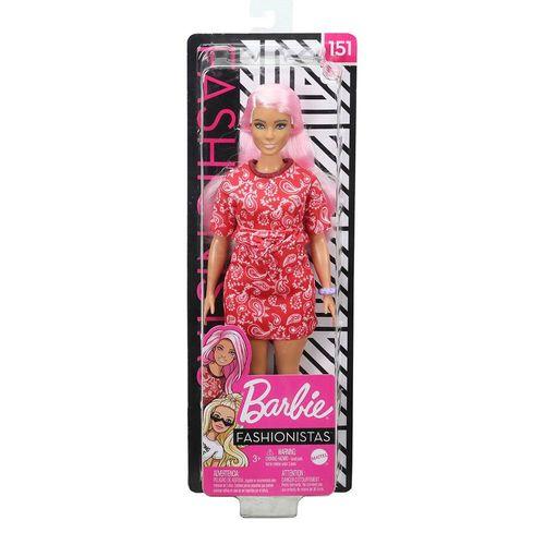 FBR37_Boneca_Barbie_Fashionistas_Cabelo_Rosa_151_Mattel_3