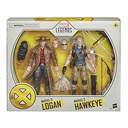 E9296_Figuras_Marvel_Legends_Series_Logan_e_Hawkeye_Hasbro_1