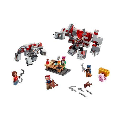 LEGO_Minecraft_O_Combate_de_Redstone_21163_6