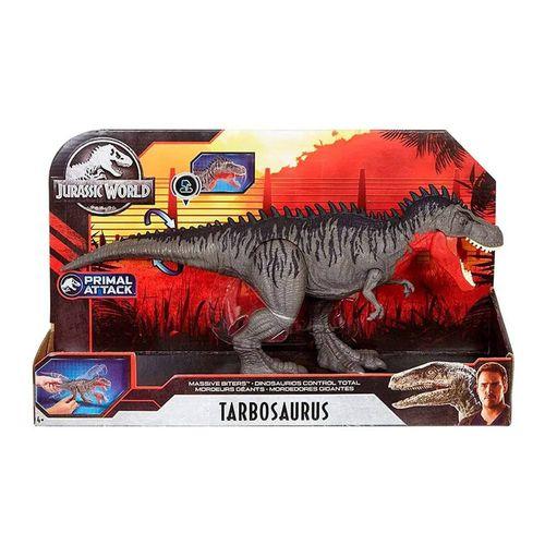GJP32_GJP33_Figura_Articulada_Jurassic_World_Controle_de_Ataque_Total_Tarbosaurus_Mattel_1