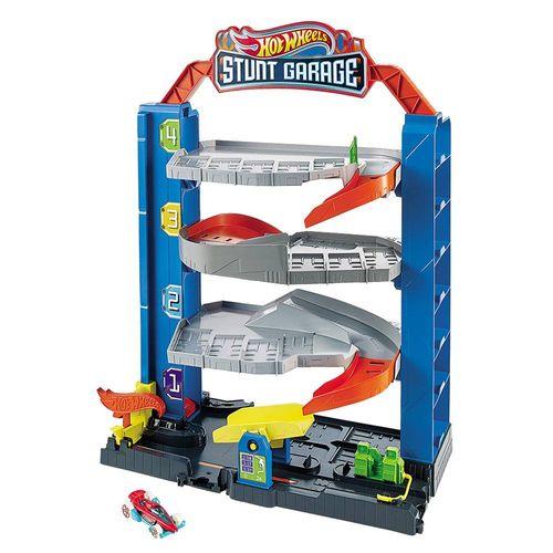 GNL70_Pista_Hot_Wheels_Stunt_Garage_Mattel_1