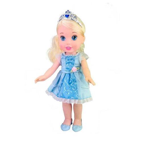 6500_Boneca_Minha_Primeira_Princesa_Real_Cinderela_30_cm_Disney_Mimo_1