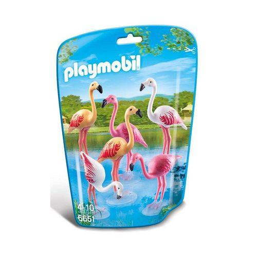 1186_Playmobil_Animais_do_Zoo_Familia_Flamingos_6651_Sunny_1