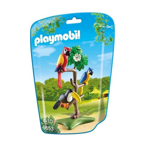 1186_Playmobil_Animais_do_Zoo_Araras_e_Tucanos_6653_Sunny_1