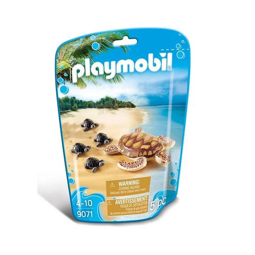 1726_Playmobil_Animais_Marinhos_Familia_Tartaruga_9071_Sunny_1