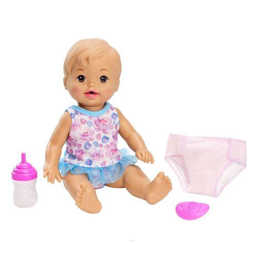 FBC88_FBC90_Boneca_Little_Mommy_Hora_do_Xixi_Vestido_Azul_Mattel_1
