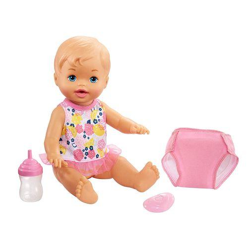 FBC88_GBP29_Boneca_Little_Mommy_Hora_do_Xixi_Vestido_Rosa_Mattel_1