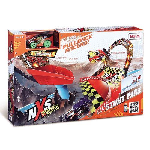 19-12264_Pista_de_Velocidade_NXS_Racers_Stunt_Park_Maisto_2