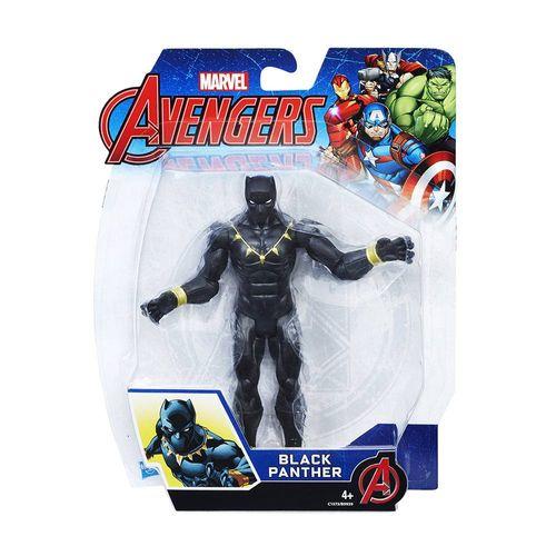 B9939_C1573_Mini_Figura_Avengers_Pantera_Negra_15_cm_Vingadores_Marvel_Hasbro_2