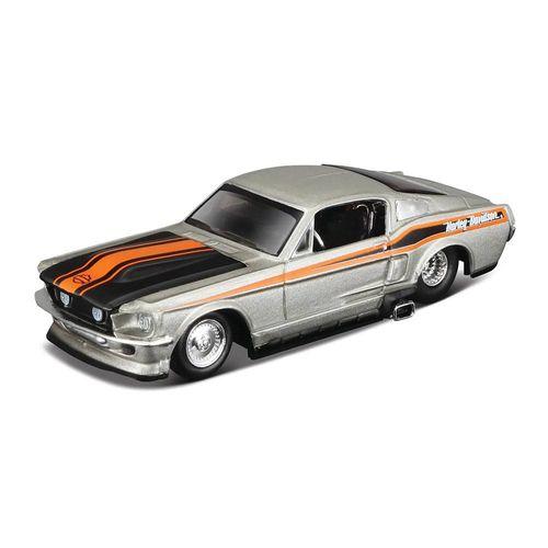 20-15380_Miniatura_Colecionavel_1967_Ford_Mustang_GT_164_Harley_Davidson_Maisto_1