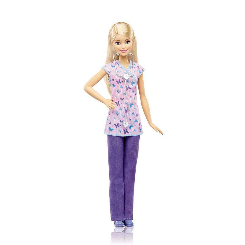 DVF50_DVF57_Boneca_Barbie_Profissoes_Enfermeira_Mattel_1