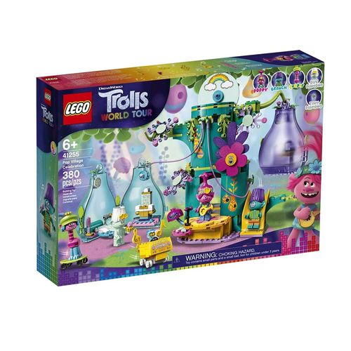 LEGO_Trolls_World_Tour_Festejo_na_Aldeia_Pop_41255_1