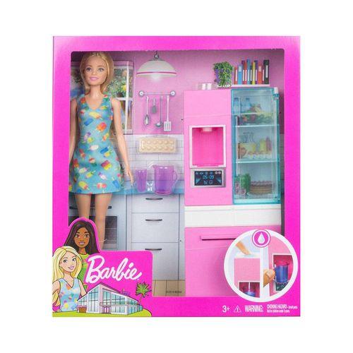 DVX51_GHL84_Boneca_Barbie_Barbie_com_Moveis_e_Acessorios_Geladeira_da_Barbie_Mattel_2