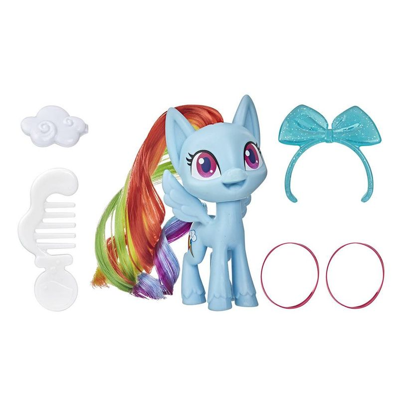 E9153_E9762_Mini_Boneca_com_Acessorios_My_Little_Pony_Mini_Pocao_Rainbow_Dash_10_cm_Hasbro_1