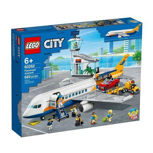 LEGO_City_Aviao_de_Passageiros_60262_1