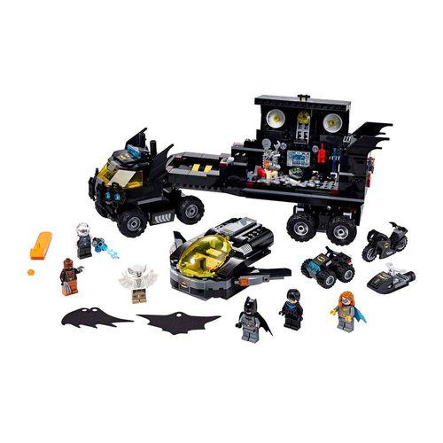 LEGO_Batman_DC_Comics_Base_Movel_do_Batman_76160_2