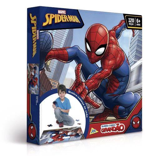 2396_Quebra-Cabeca_Grandao_Homem-Aranha_120_Pecas_Marvel_Disney_Toyster_1