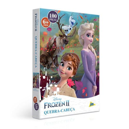 2654_Quebra-Cabeca_Frozen_2_Disney_100_Pecas_Toyster_1